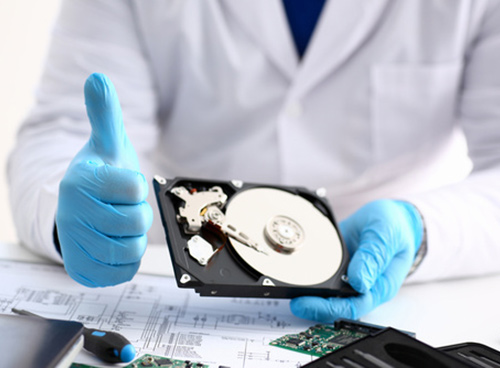 Data Recovery & Data Wiping